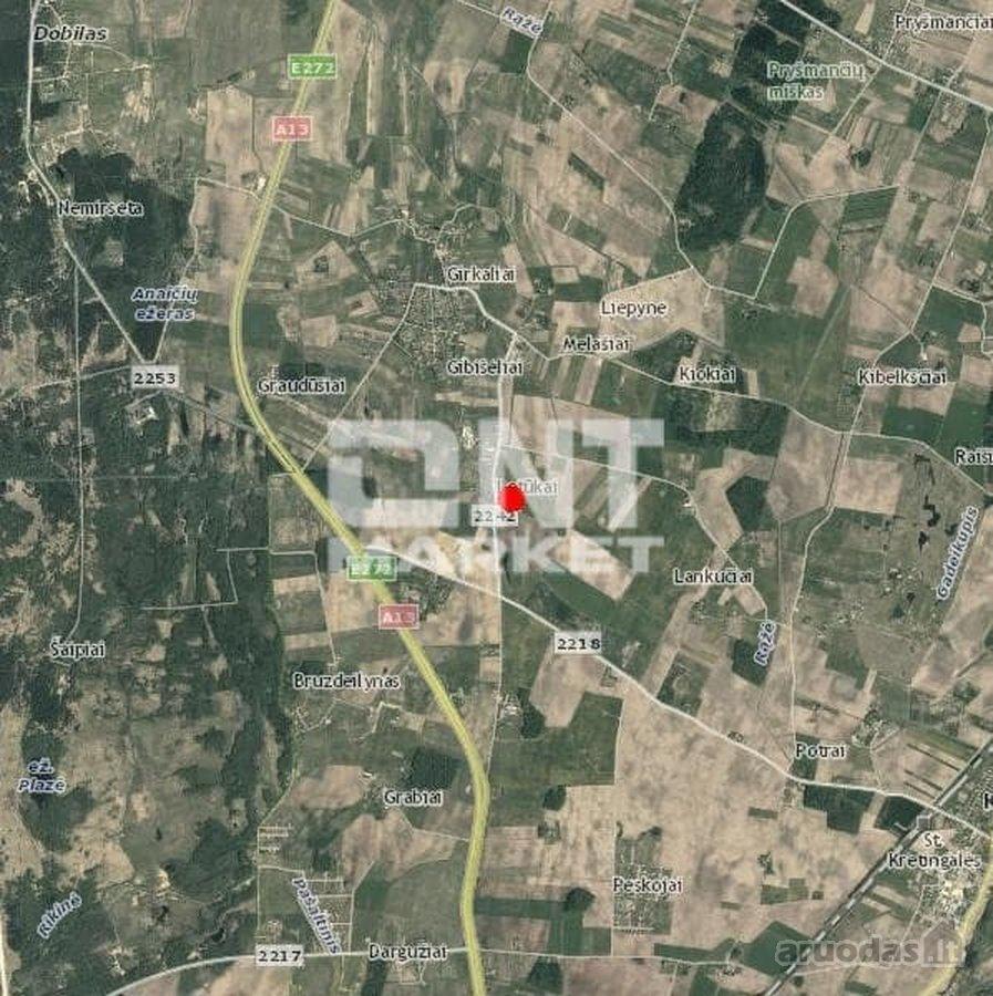 Klaipėdos r. sav., Letūkų k., gamybinės, komercinės, kitos paskirties sklypas