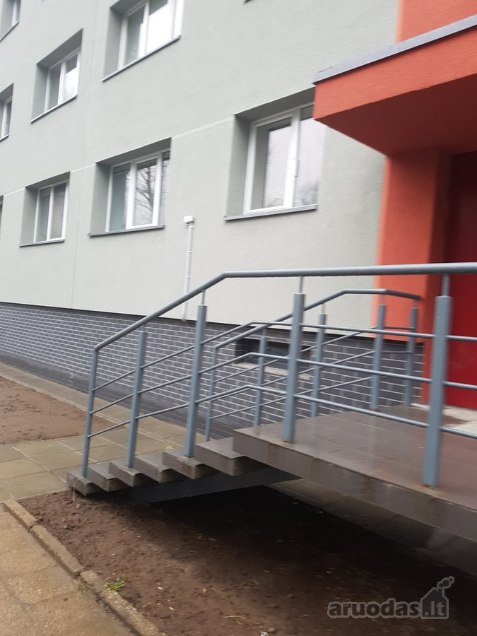 Klaipėda, Kaunas, Kauno g., 1 kambario butas