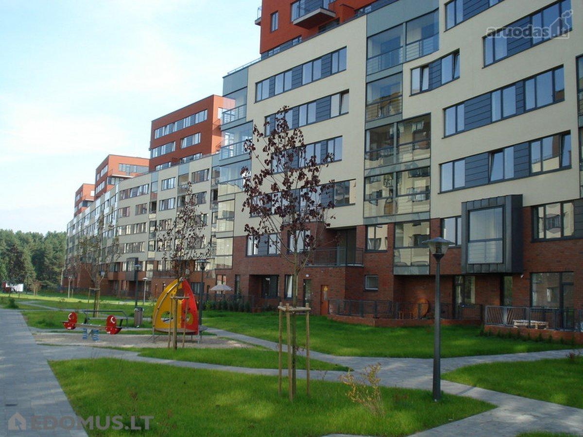 Vilnius, Lazdynai, Jonažolių g., 2 kambarių butas