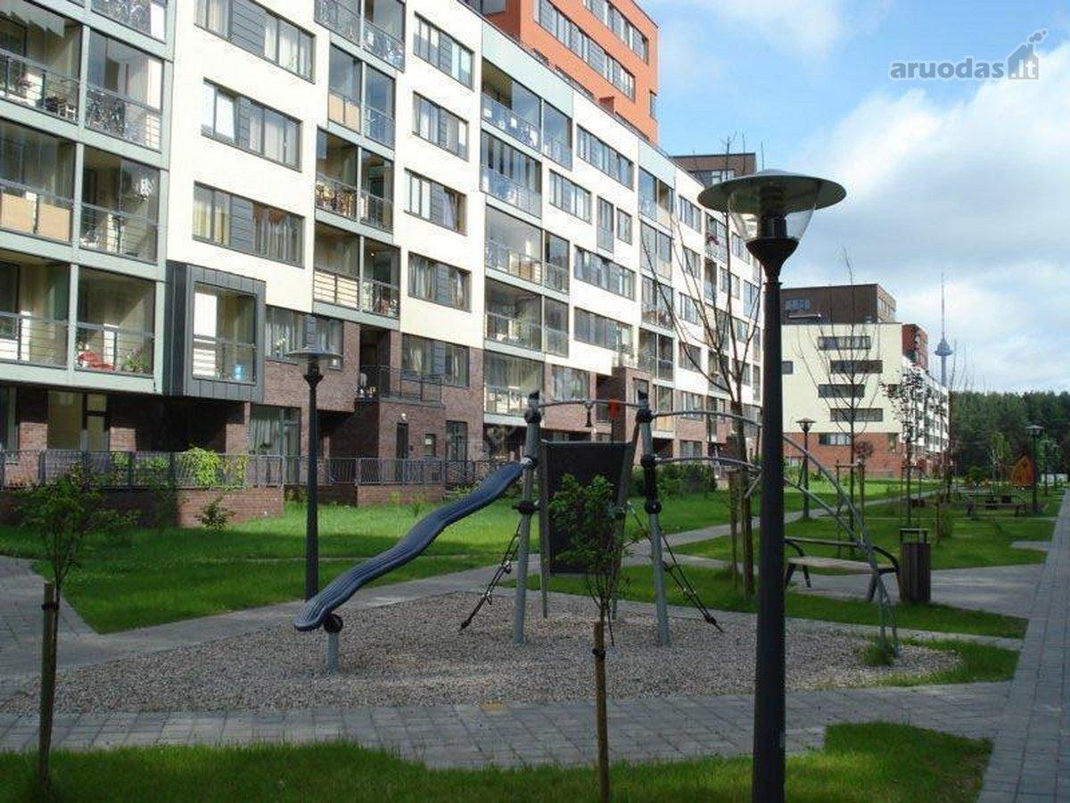 Vilnius, Lazdynai, Jonažolių g., 2 rooms flat