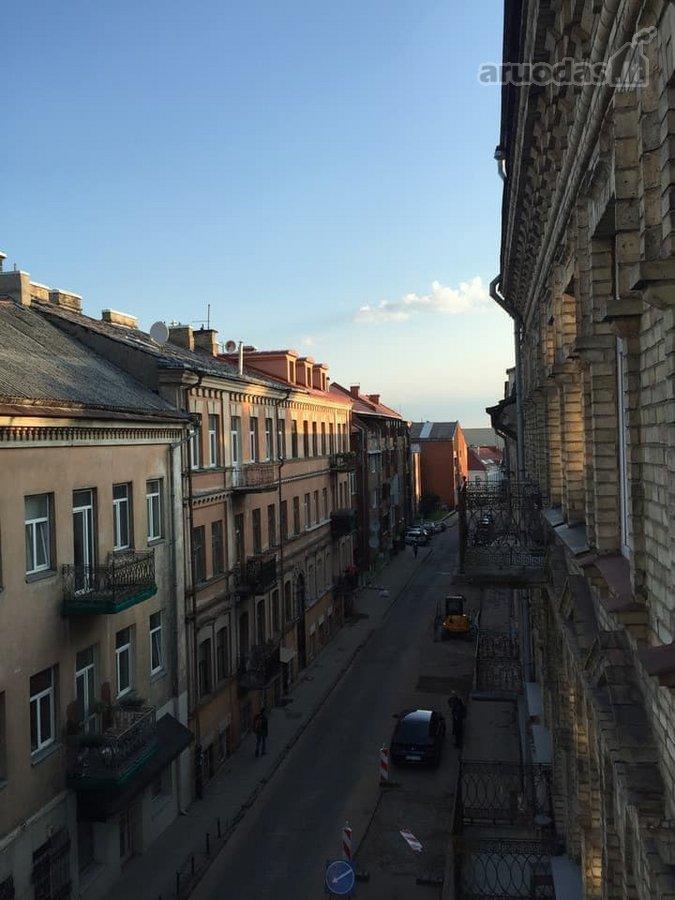 Vilnius, Senamiestis, Šv. Stepono g., 2 kambarių buto nuoma