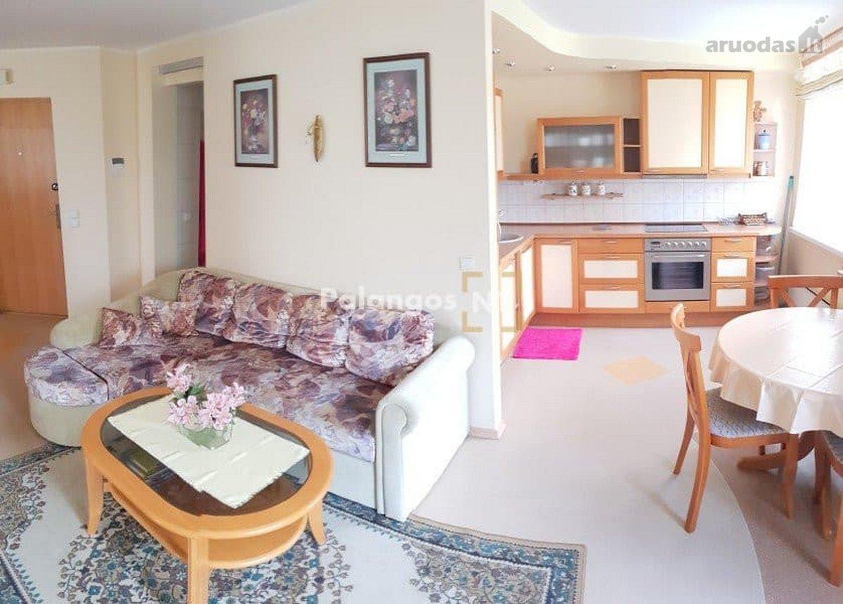 Palanga, Bangų g., 4 kambarių butas