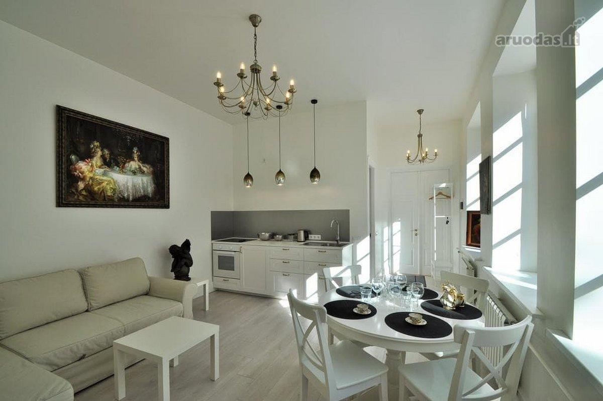 Vilnius, Senamiestis, Didžioji g., 2 kambarių butas