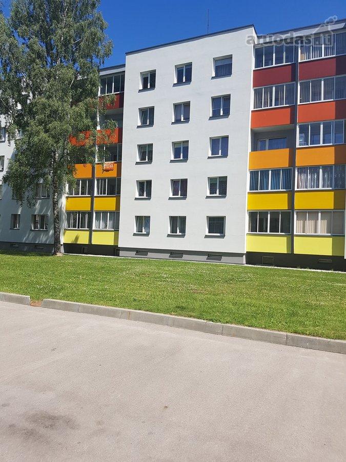 Vilkaviškio m., S. Nėries g., 2 kambarių butas