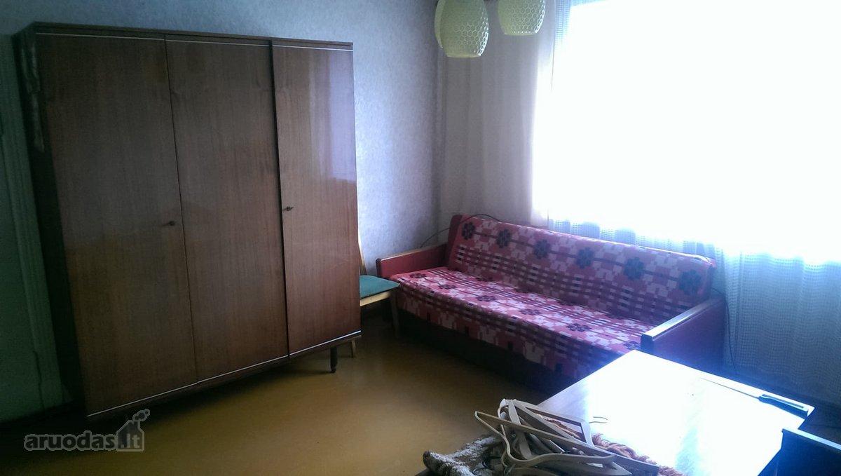 Pagėgių m., Vytauto g., 2 kambarių butas