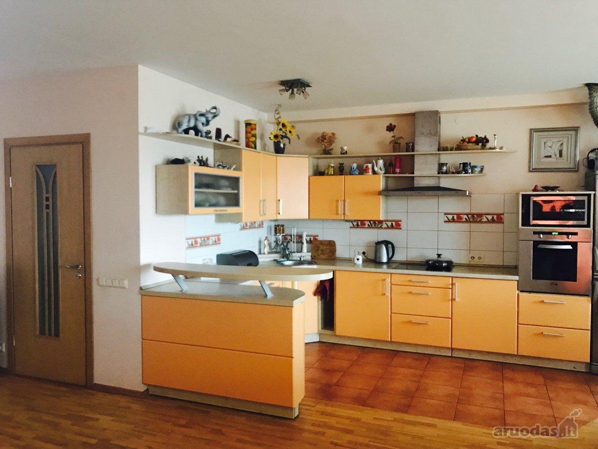 Klaipėda, Centras, Sausio 15-osios g., 4 kambarių butas