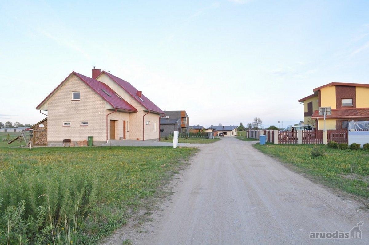 Kauno r. sav., Virbališkių k., namų valdos paskirties sklypas