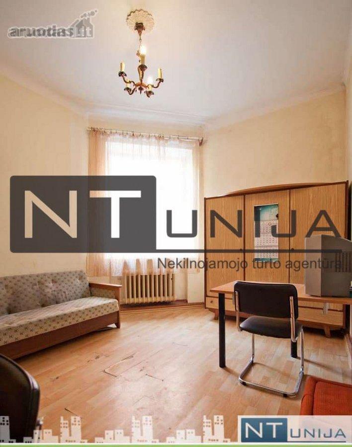 Kaunas, Centras, Gedimino g., 4 kambarių butas
