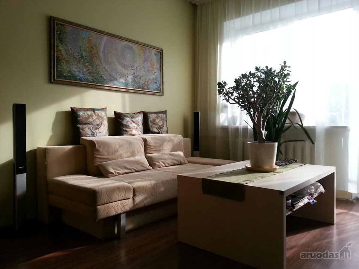 Vilnius, Senamiestis, K. Vanagėlio g., 2 kambarių butas