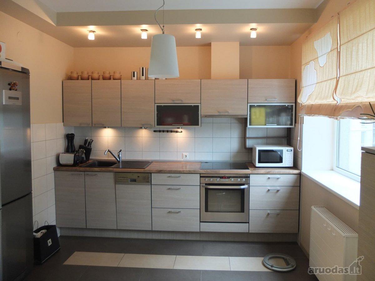 Vilnius, Fabijoniškės, Liudviko Zamenhofo g., 3 kambarių butas