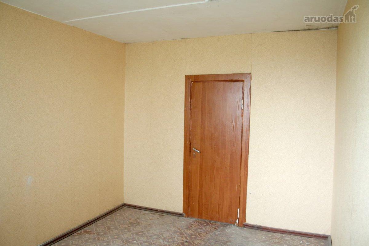 Trakų r. sav., Lentvario m., Klevų al., 1 kambario butas