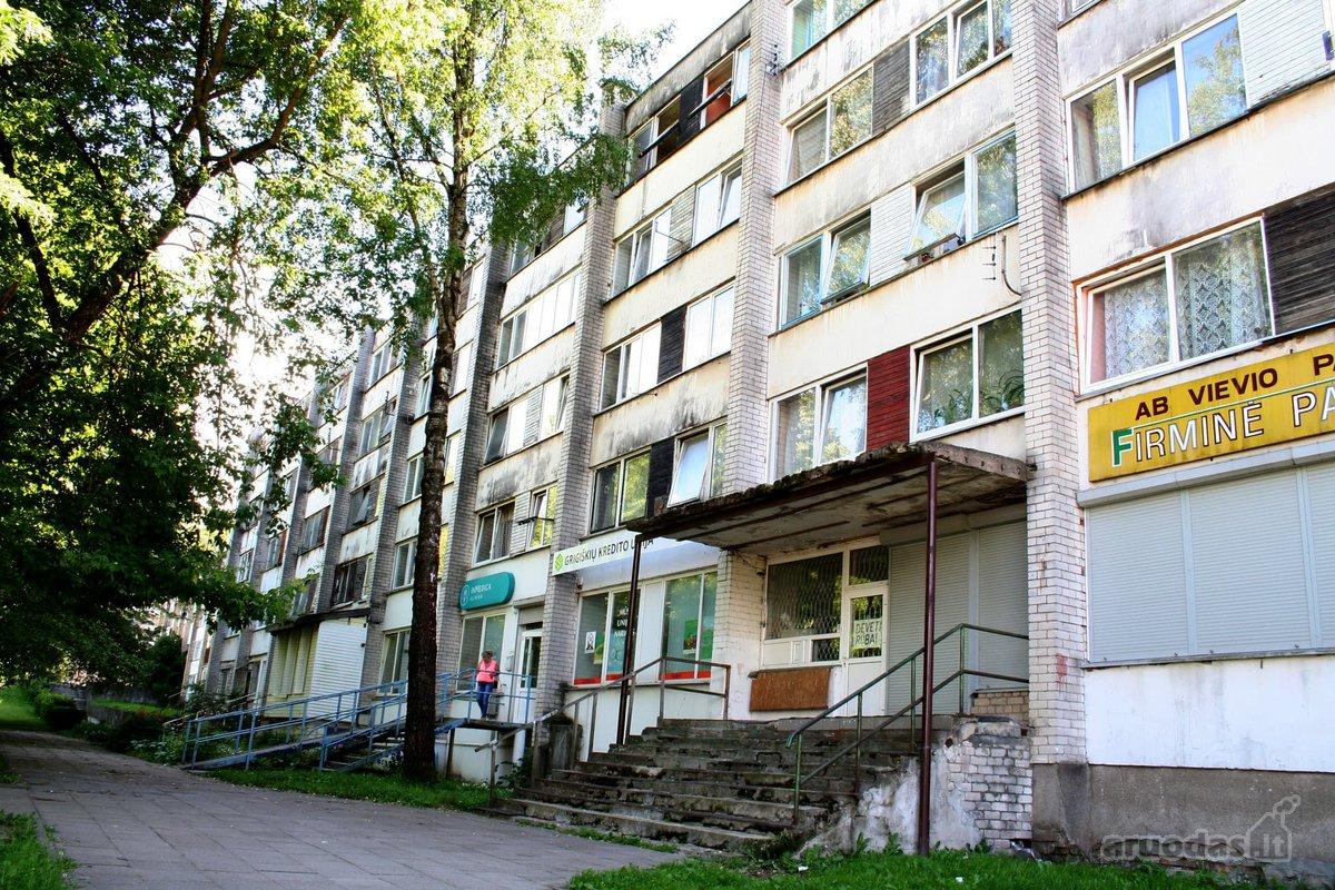 Vilnius, Paneriai, Lentvario g., 1 kambario butas