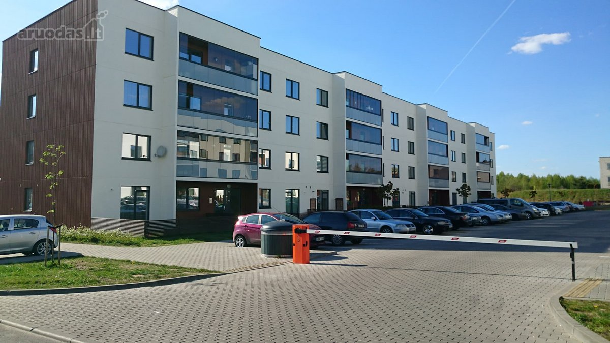 Vilnius, Pilaitė, I. Simonaitytės g., 1 kambario buto nuoma