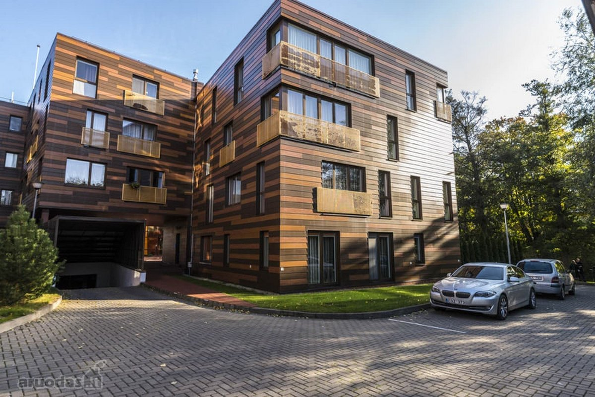 Palanga, S. Nėries g., 3 kambarių butas
