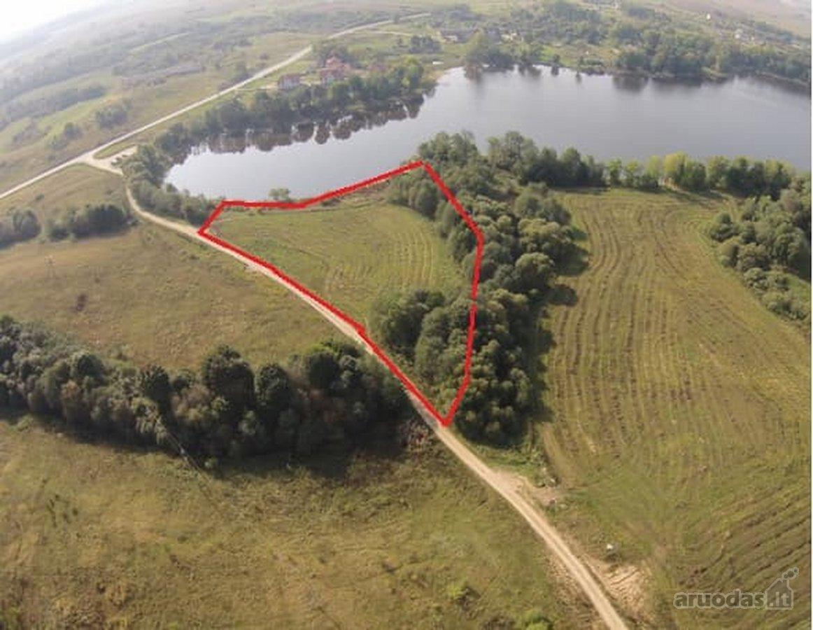 Vilniaus r. sav., Karvio k., žemės ūkio paskirties sklypas