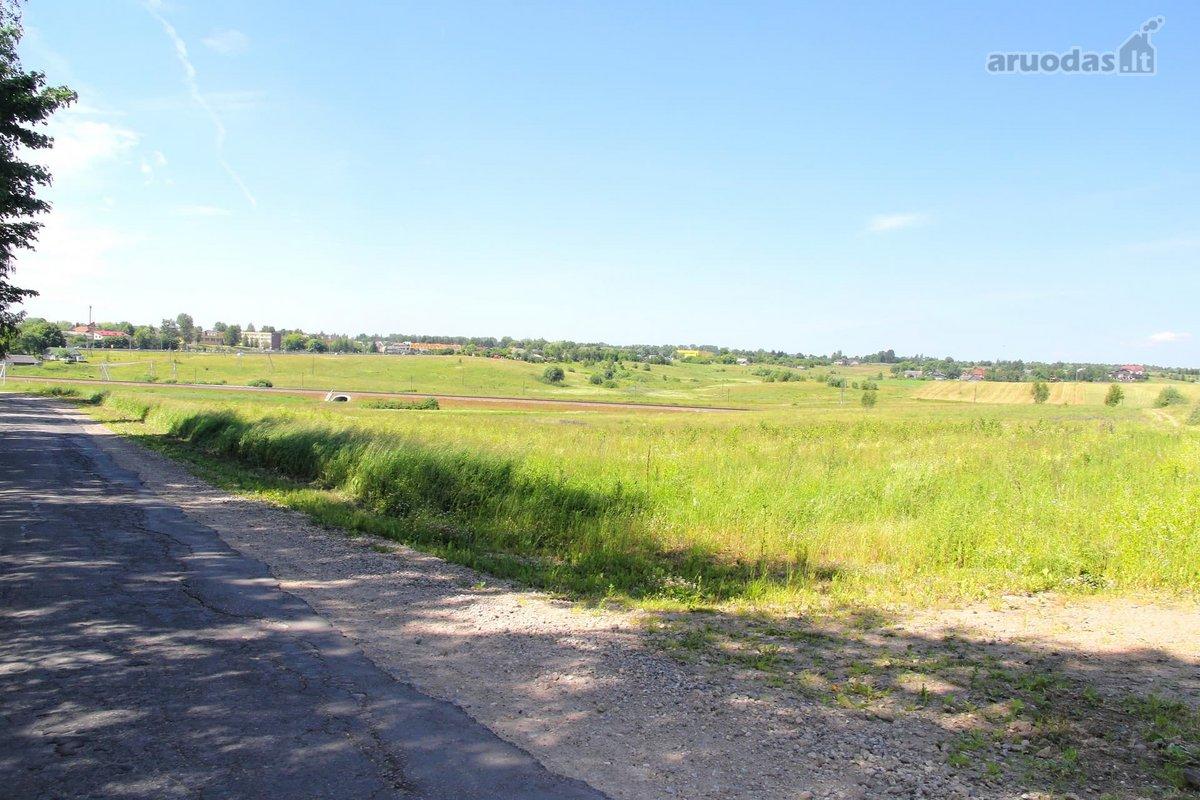 Vilniaus r. sav., Nemėžio k., Minsko pl., žemės ūkio paskirties sklypas