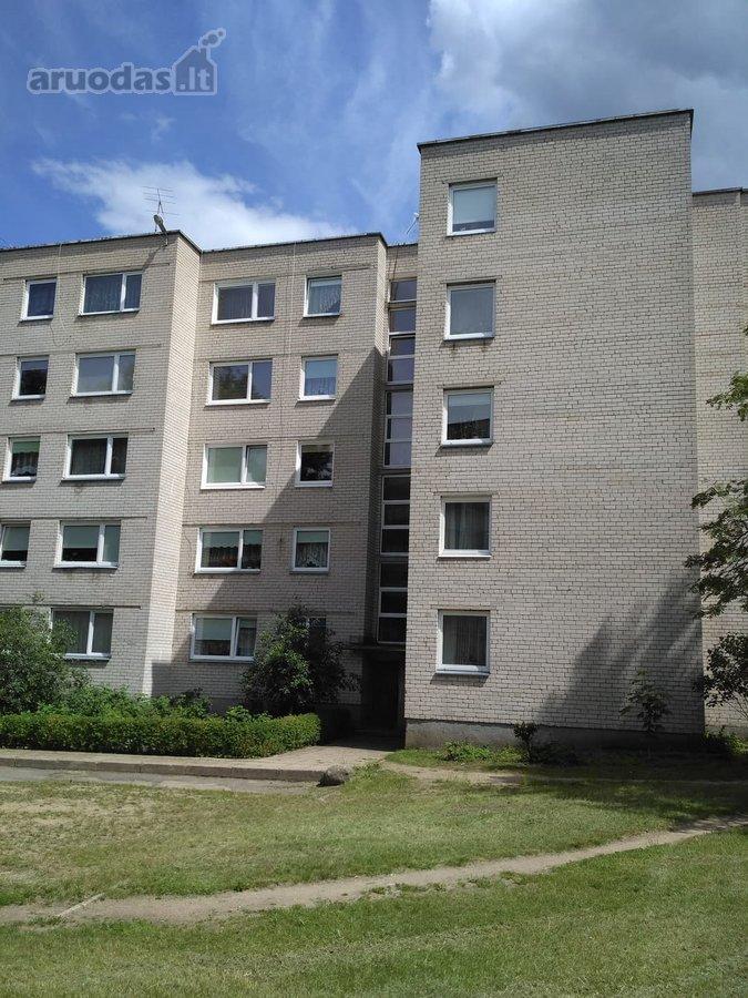 Trakų r. sav., Lentvario m., Naujosios Sodybos g., 2 kambarių butas
