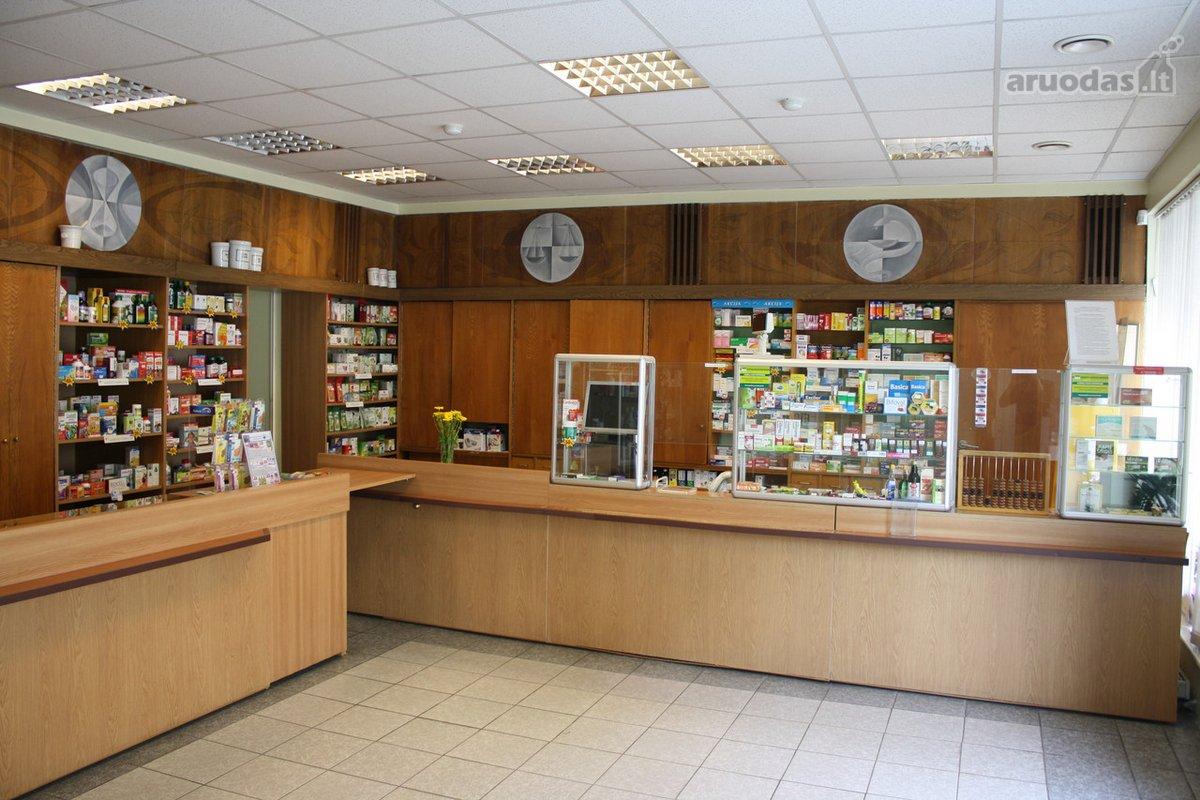 Vilnius, Senamiestis, Aušros Vartų g., prekybinės paskirties patalpos