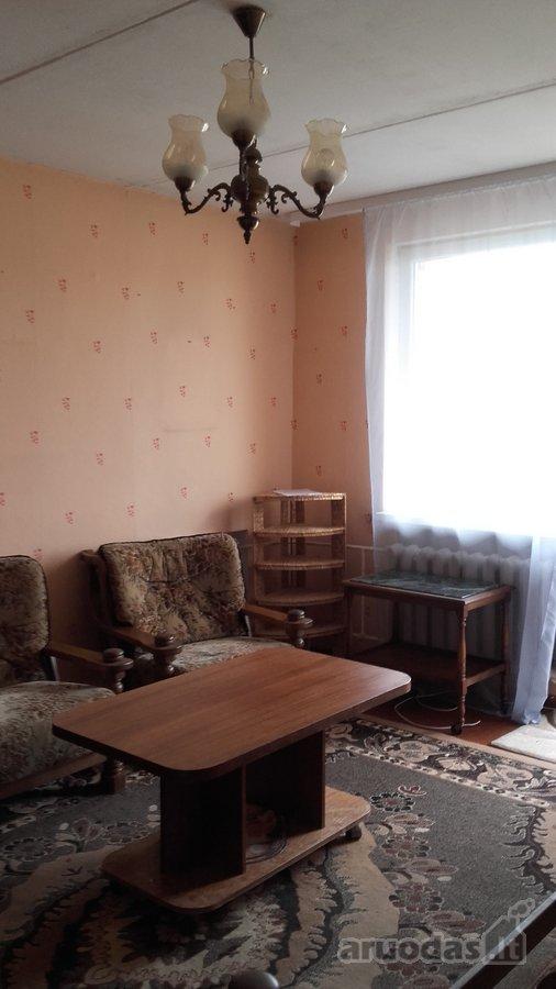 Lazdijų r. sav., Veisiejų m., Ateities g., 1 kambario butas