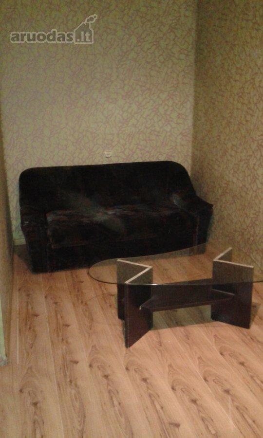 Panevėžys, Centras, Smėlynės g., 1 kambario butas