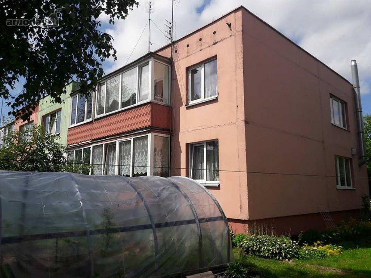 Raseinių r. sav., Girkalnio mstl., Draugystės g., 3 kambarių butas