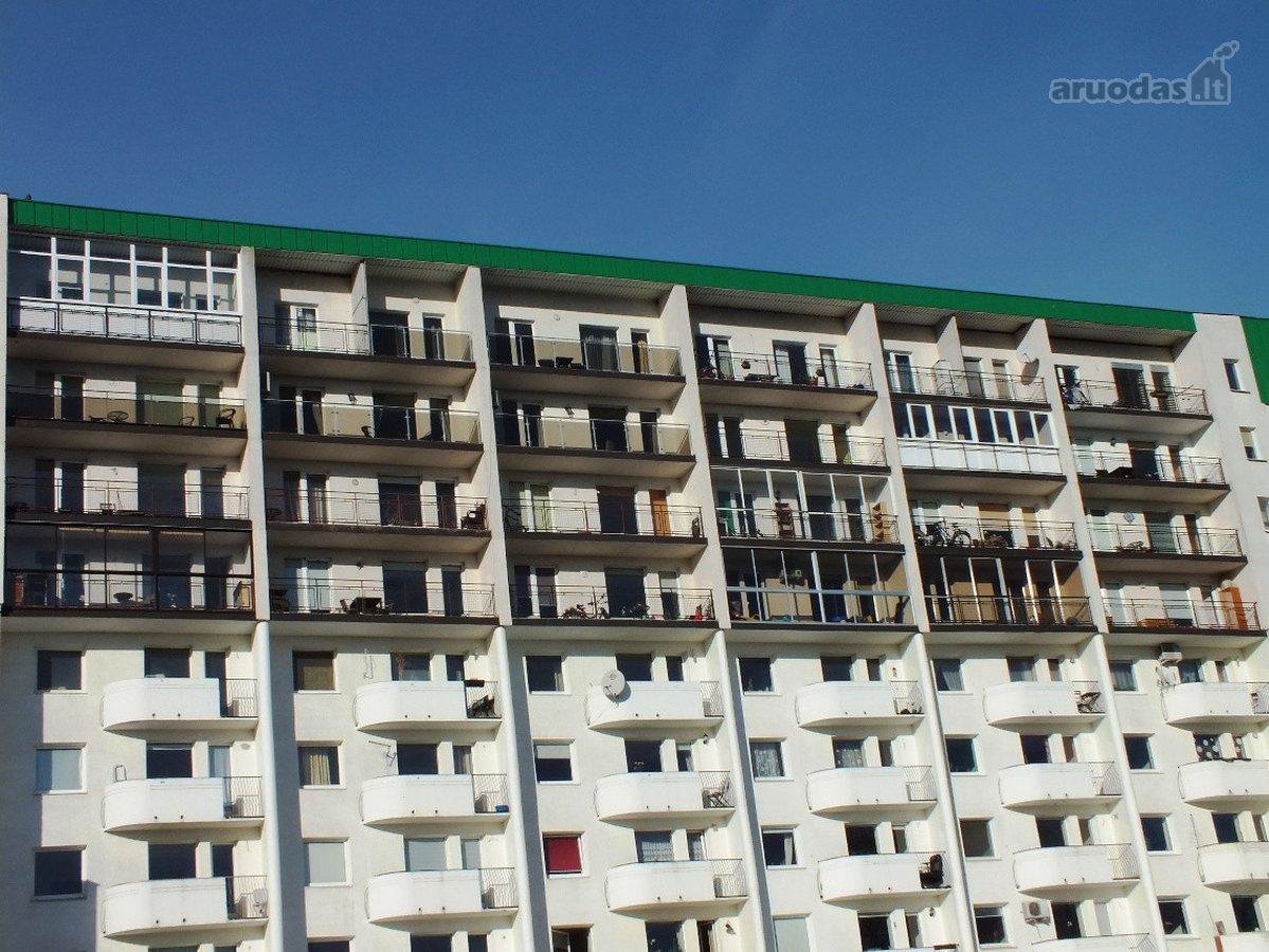 Kaunas, Žaliakalnis, Savanorių pr., 2 kambarių butas