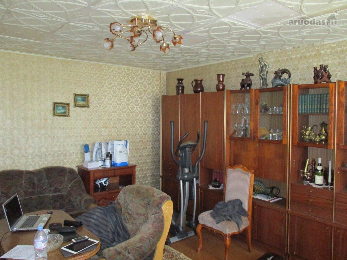 Klaipėda, Vingis, I. Simonaitytės g., 2 kambarių butas