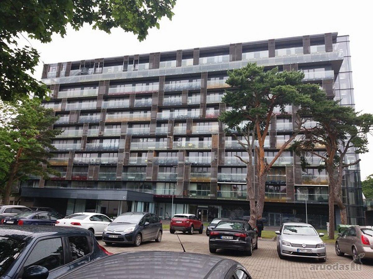 Palanga, S. Daukanto g., 2 kambarių butas