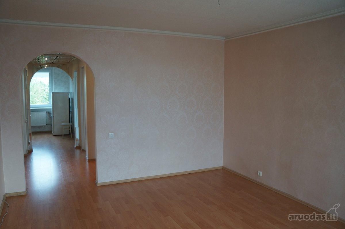 Kaunas, Aukštieji Šančiai, Prancūzų g., 2 kambarių butas