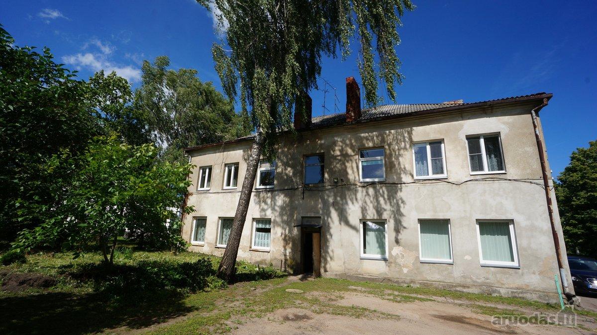 Vilkaviškio m., J. Basanavičiaus g., 4 kambarių butas