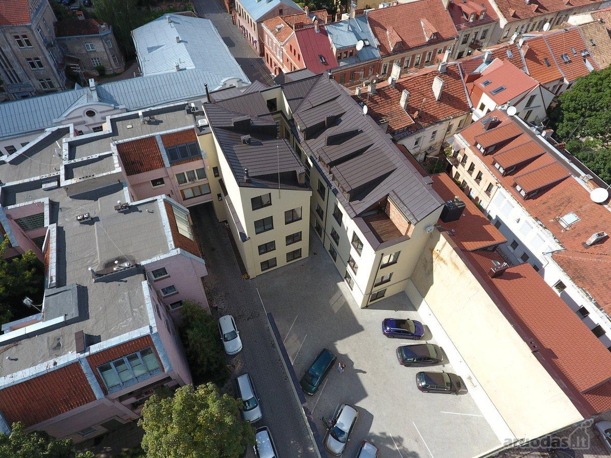 Kaunas, Senamiestis, M. Daukšos g., 1 kambario butas
