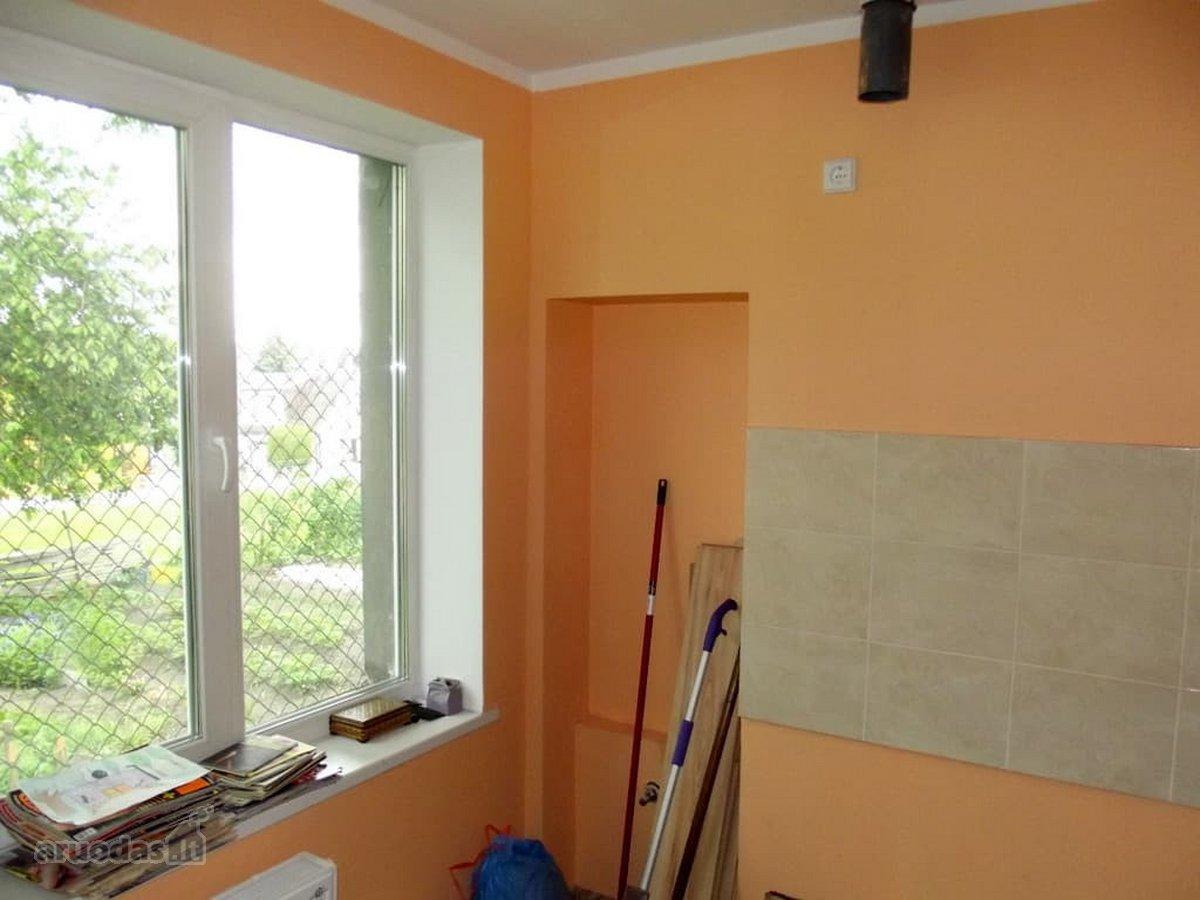 Telšių m., S. Daukanto g., 2 kambarių butas