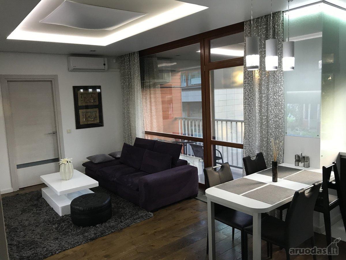 Kaunas, Panemunė, Vaidoto g., 3 kambarių butas