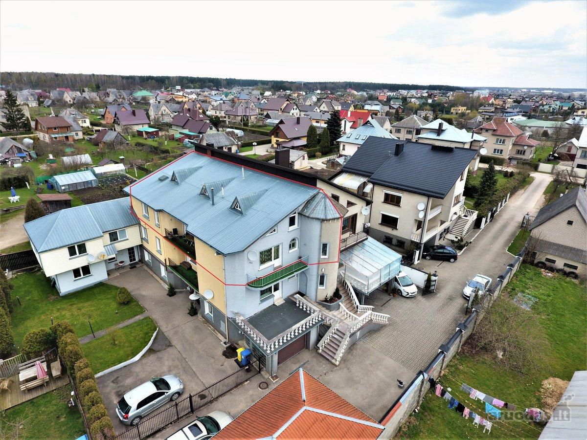 Kauno r. sav., Ramučių k., Vyšnių g., 5 kambarių butas