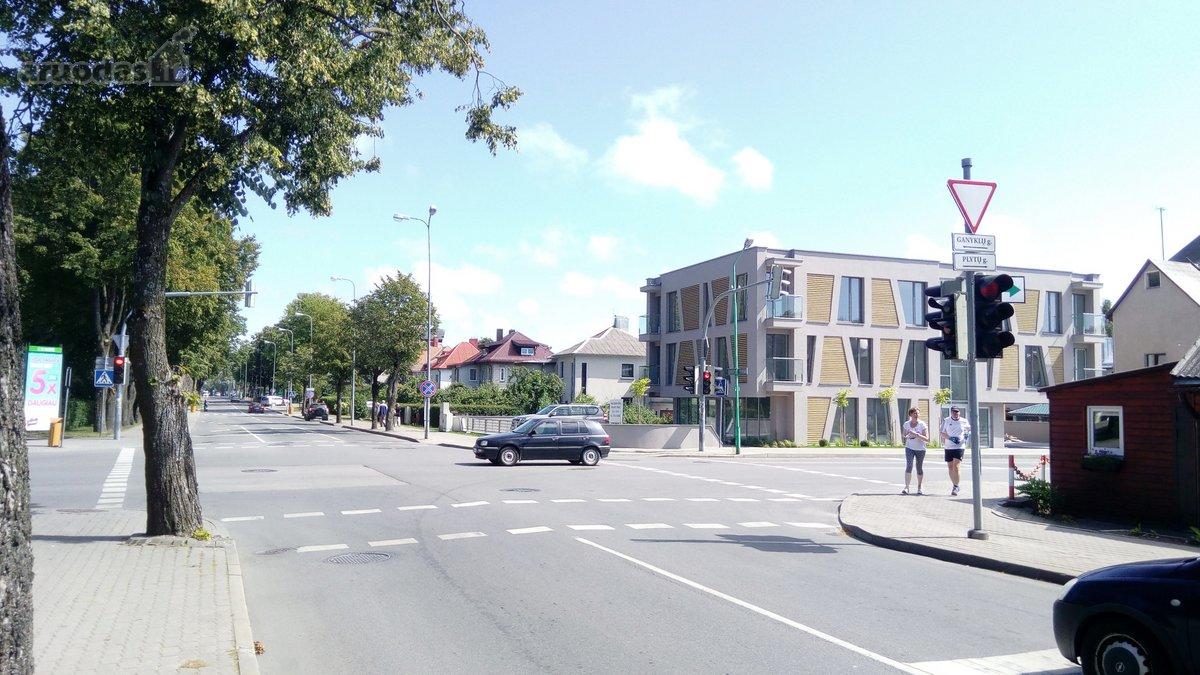 Palanga, Plytų g., 2 rooms flat