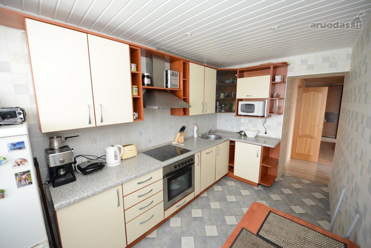 Šiauliai, Dainiai, Dainų g., 3 kambarių butas