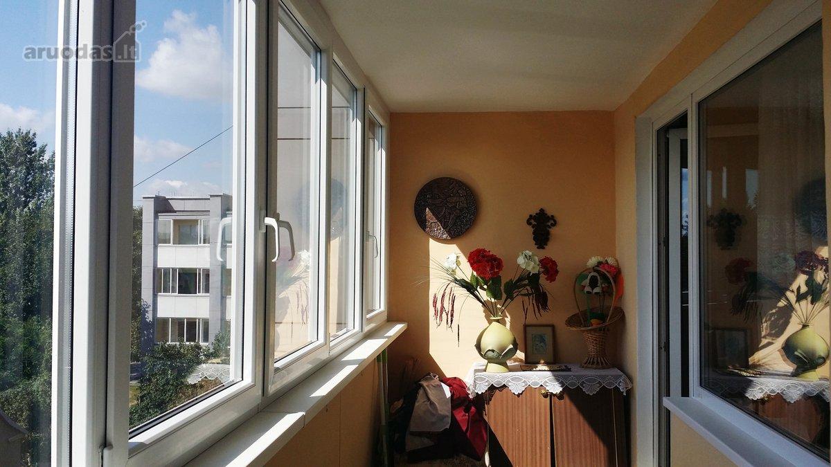 Jonavos m., Aušros g., 3 kambarių butas