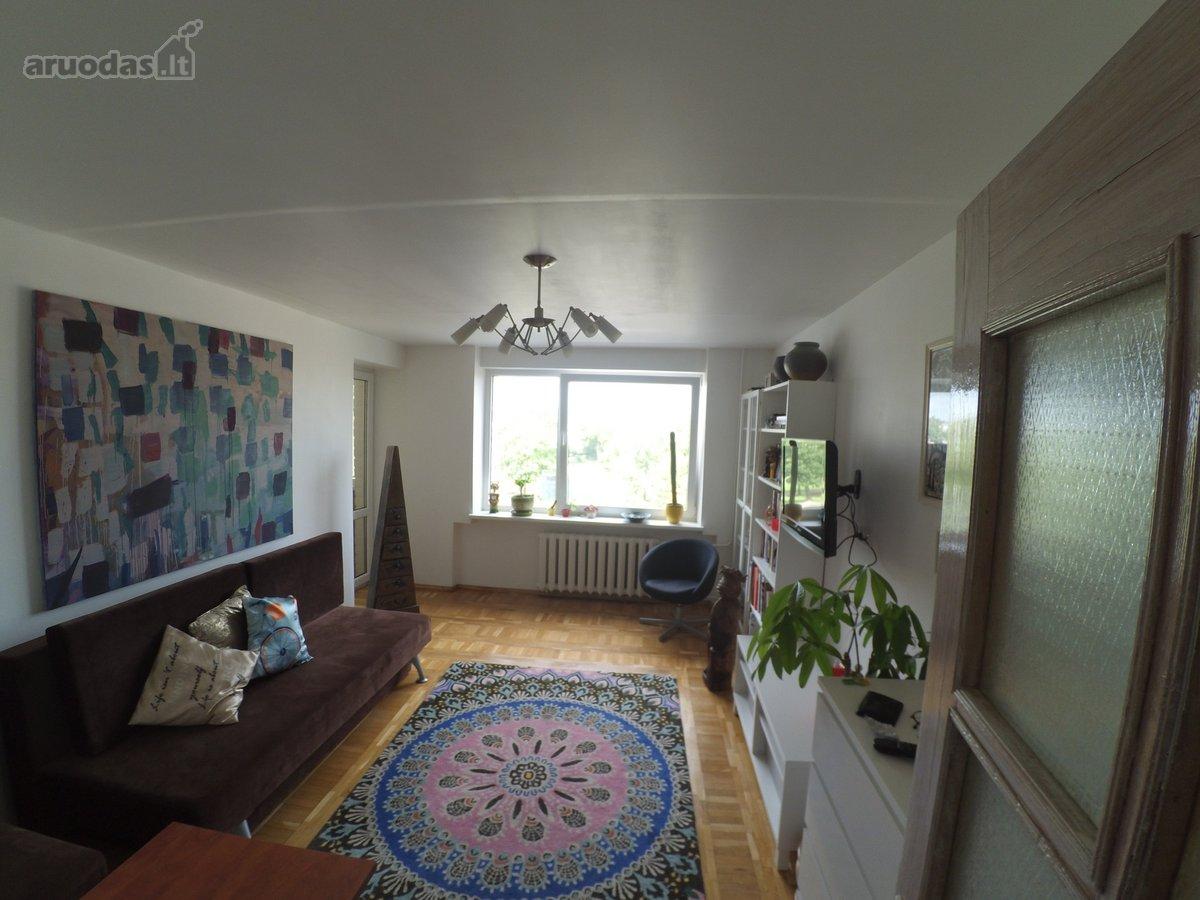 Kretingos m., Žalioji g., 3 kambarių butas