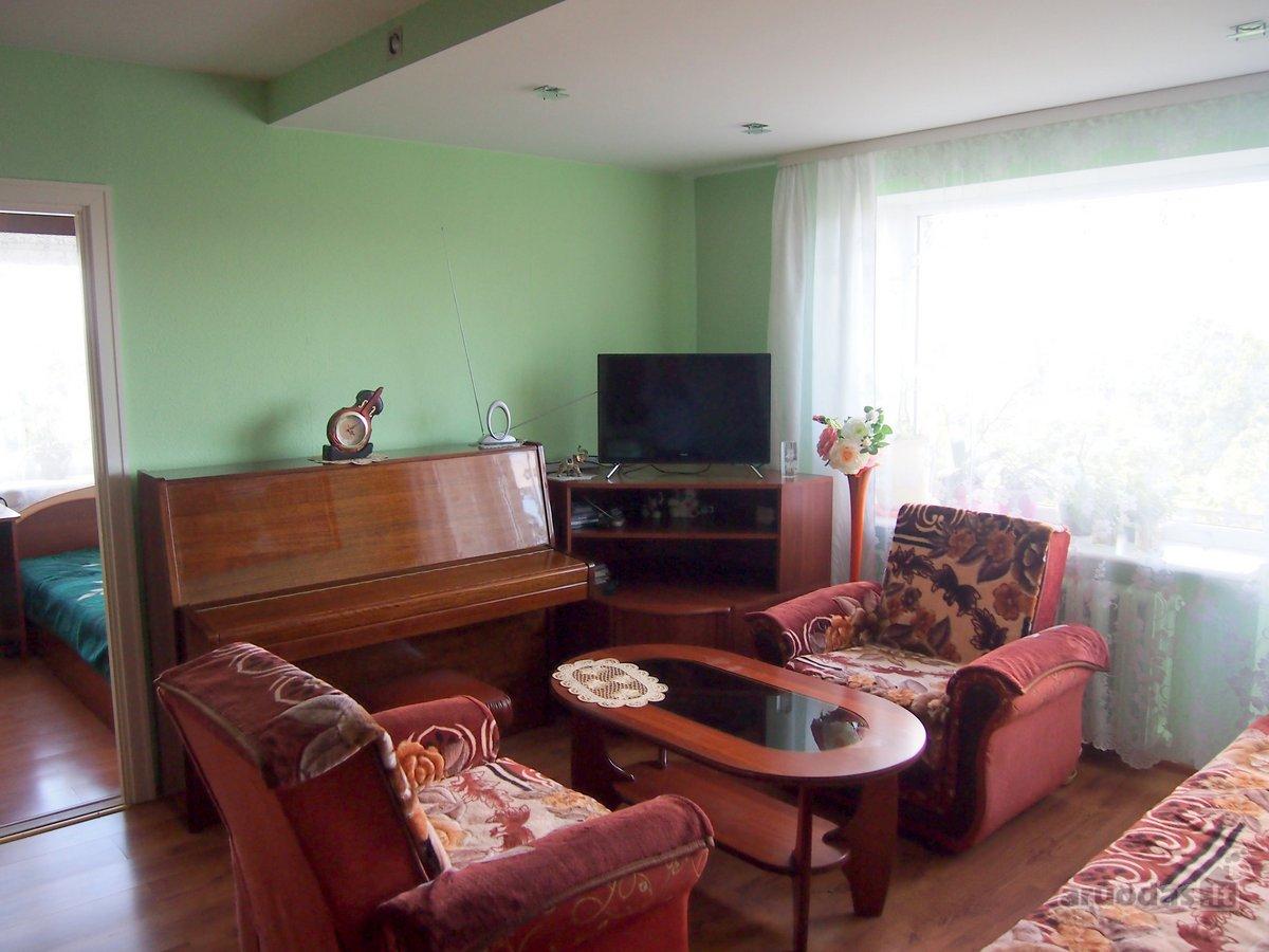 Šiauliai, Centras, Dubijos g., 2 kambarių butas