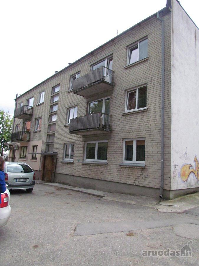Klaipėdos r. sav., Gargždų m., Klaipėdos g., 2 kambarių butas