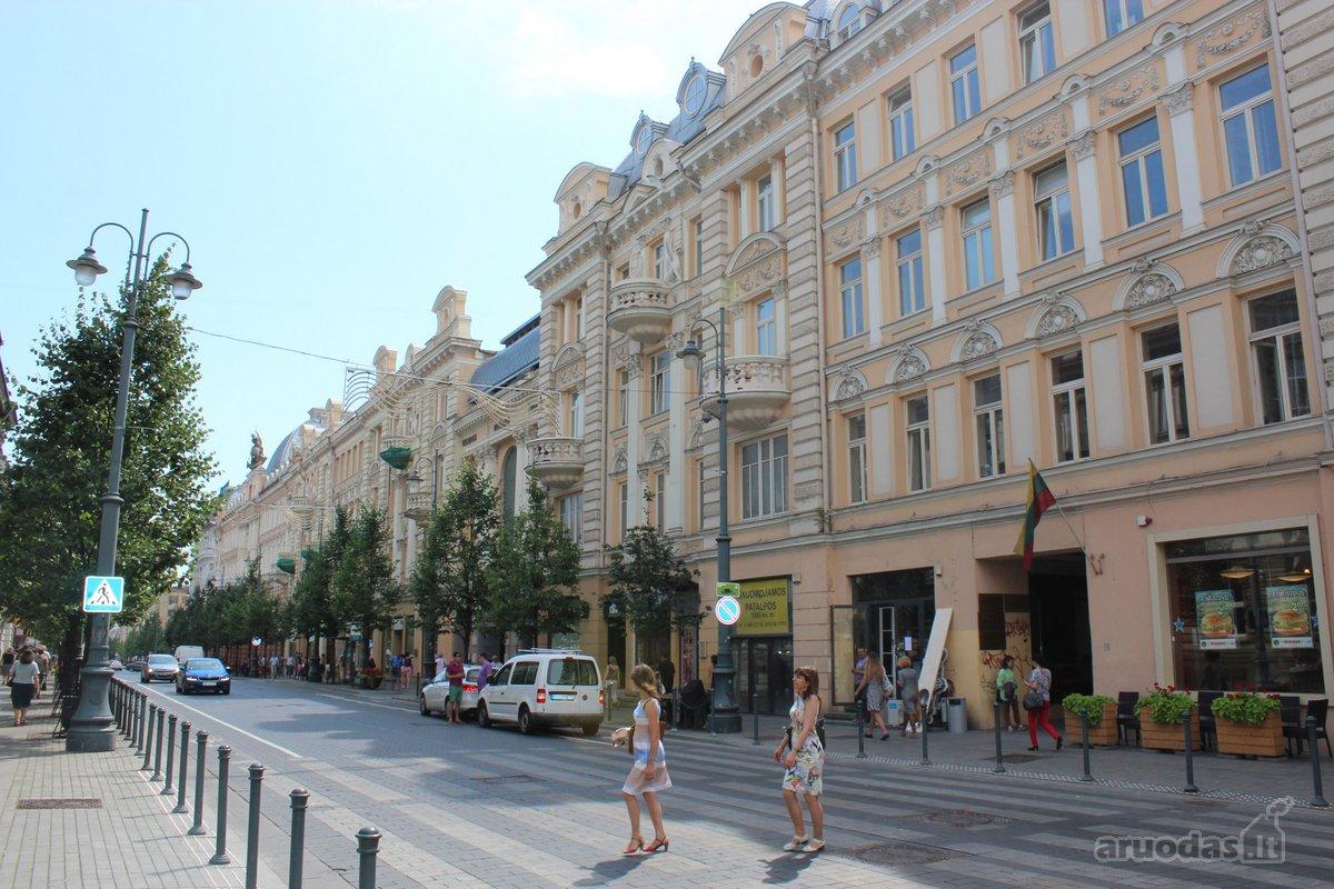 Vilnius, Senamiestis, Gedimino pr., 1 kambario butas