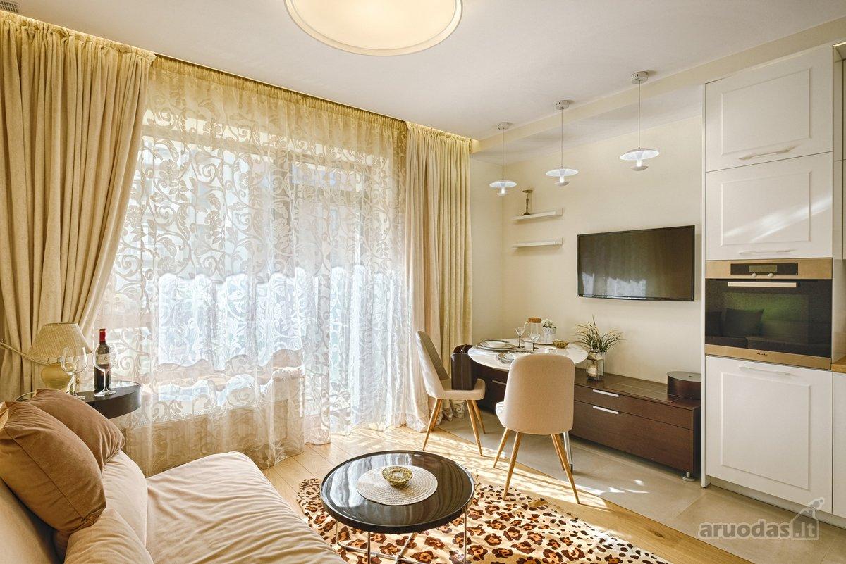 Vilnius, Žvėrynas, Stumbrų g., 2 kambarių buto nuoma
