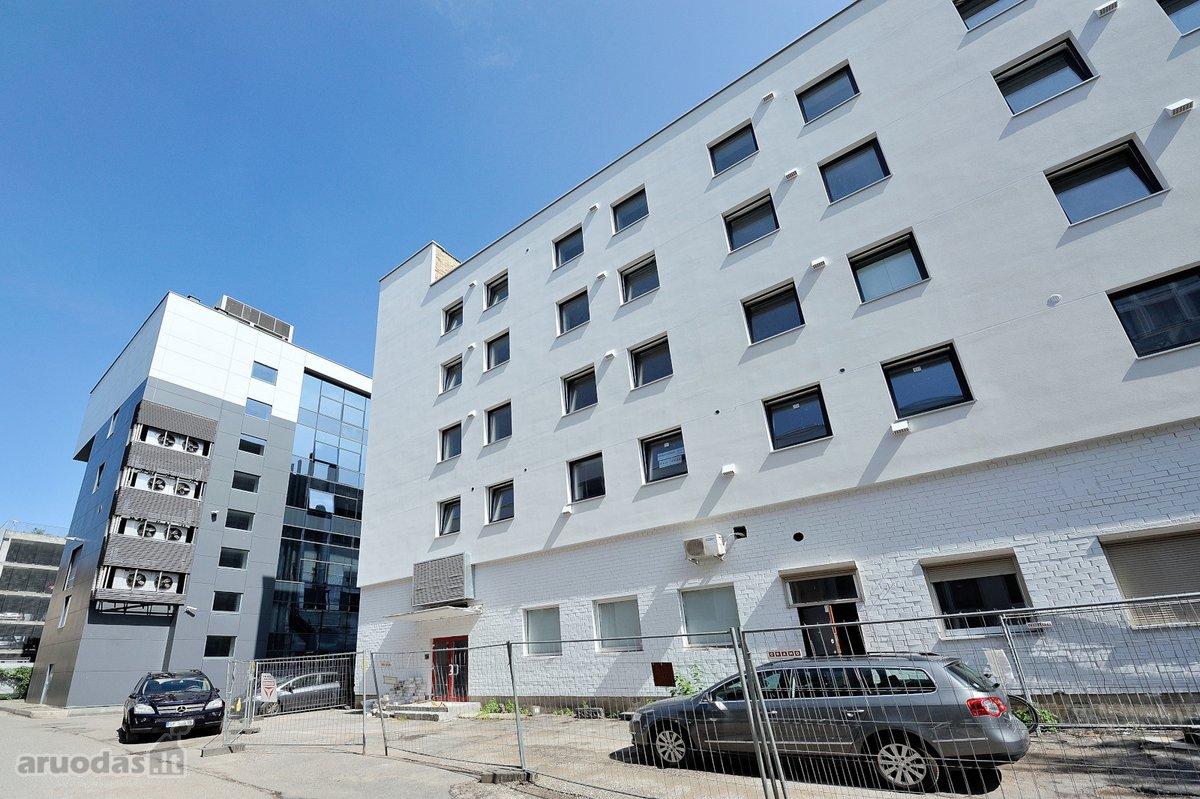 Vilnius, Naujamiestis, T. Ševčenkos g., 1 kambario butas