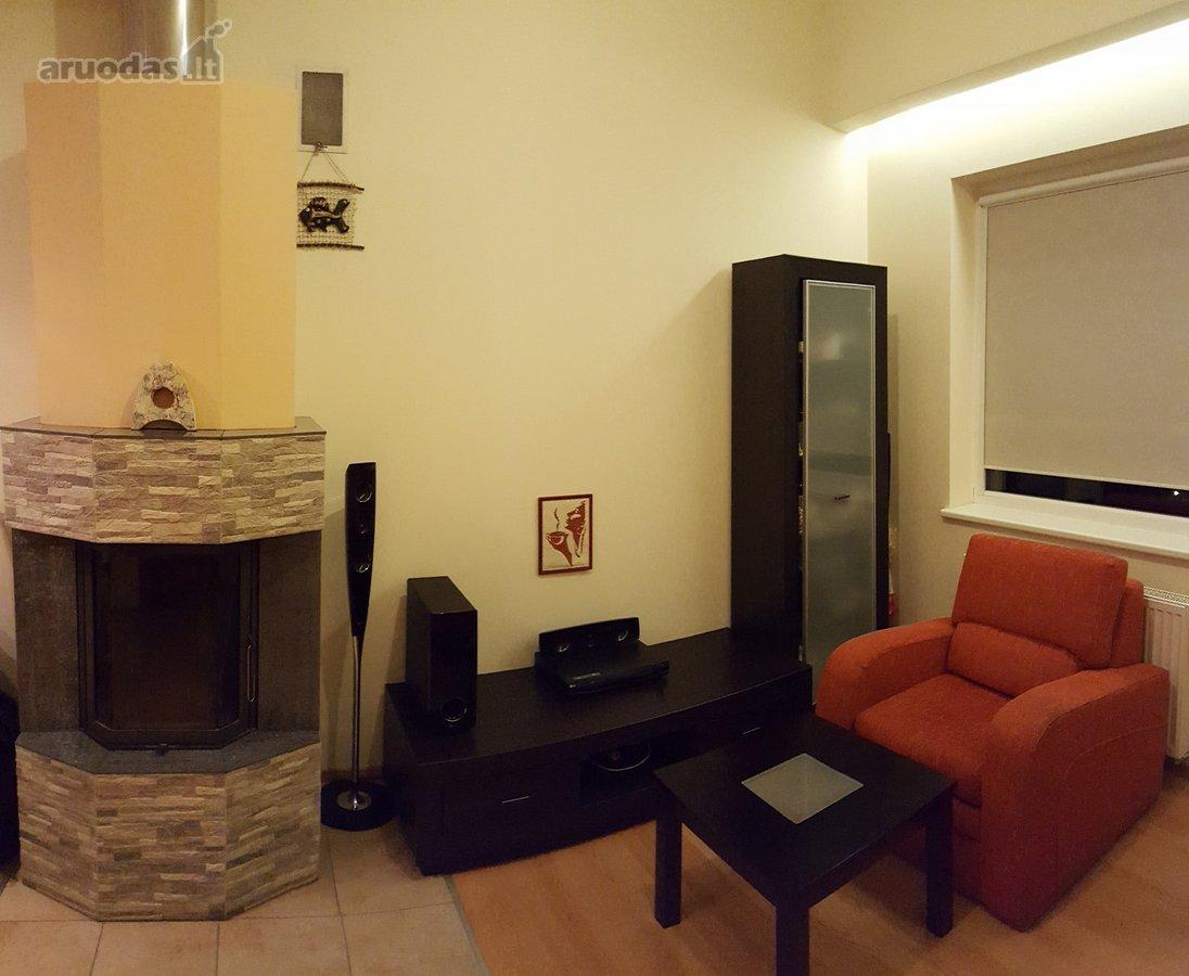 Kaunas, Šilainiai, A. Strazdo g., 2 kambarių butas