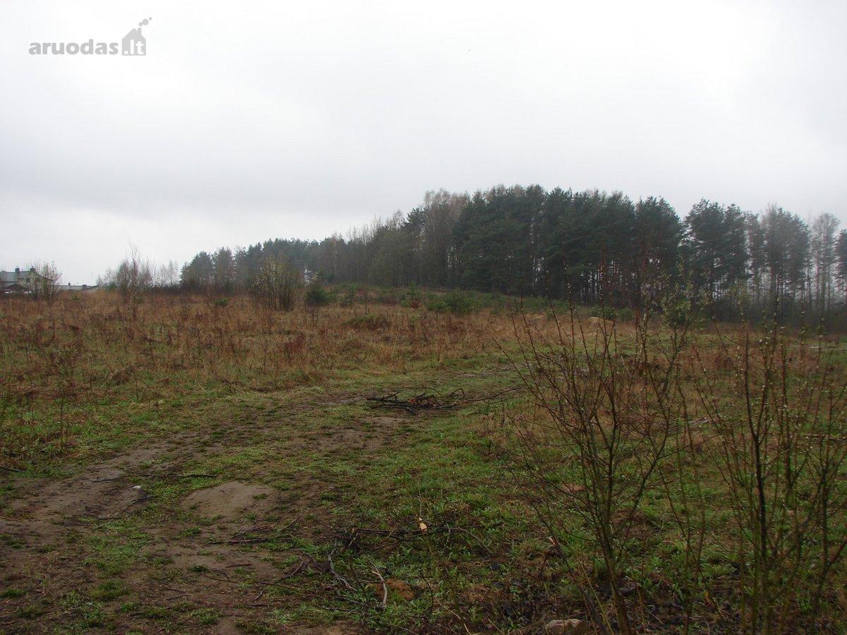 Vilnius, Salininkai, Katiliškių g., žemės ūkio paskirties sklypas