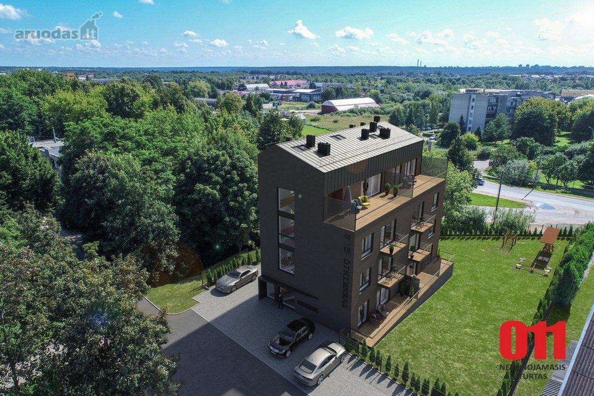 Kaunas, Sargėnai, Tvenkinio g., 2 kambarių butas