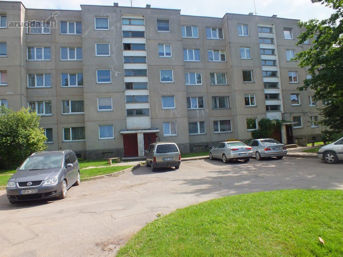 Kupiškio m., K. Šimonio g., 3 kambarių butas