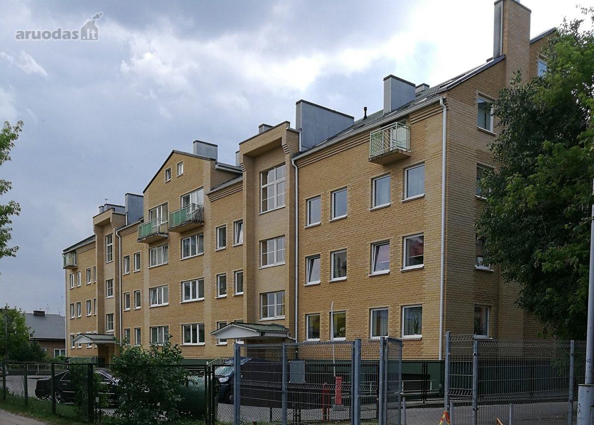 Vilnius, Žirmūnai, Žirmūnų g., 4 kambarių butas