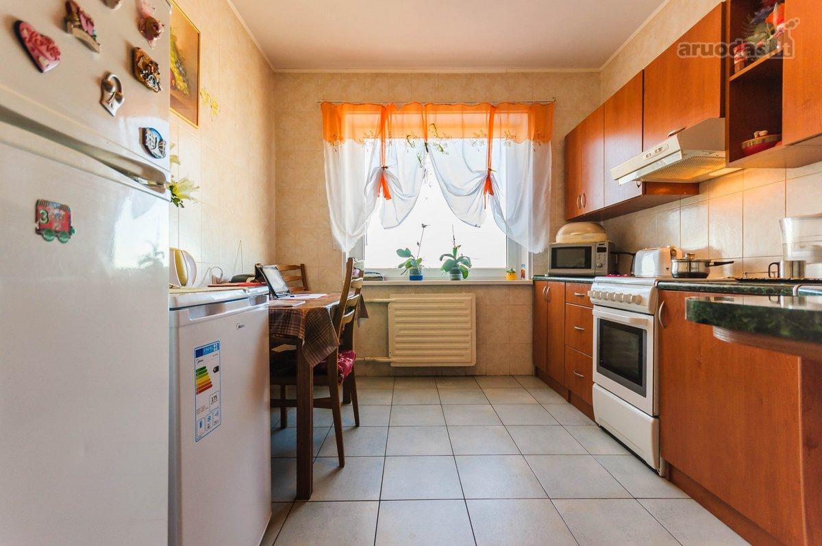 Vilnius, Pašilaičiai, Gabijos g., 3 kambarių butas