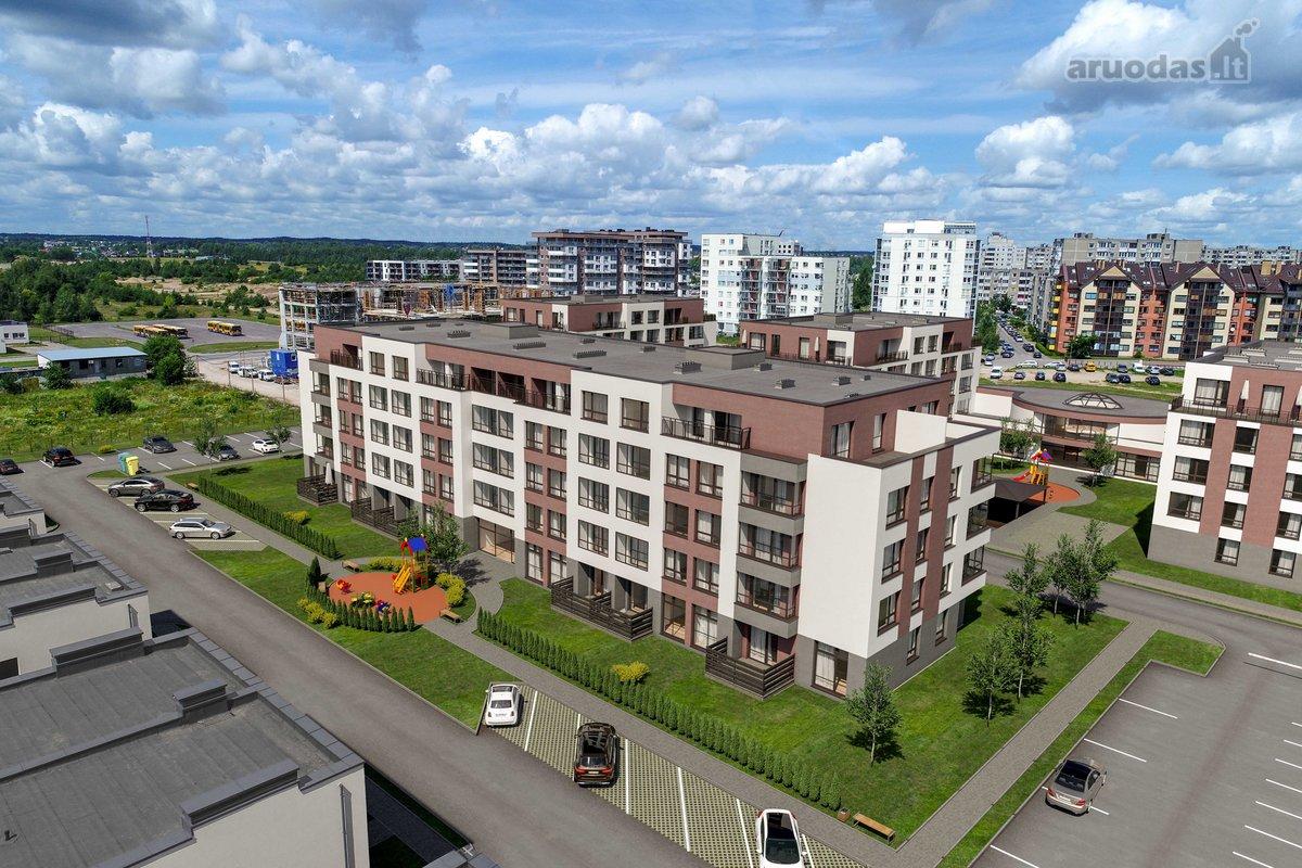 Vilnius, Pilaitė, Bitėnų g., 2 kambarių butas